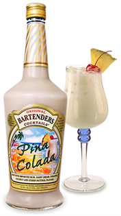 Bartenders Cocktail Pina Colada 750ml
